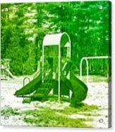The Playground I - Ocean County Park Acrylic Print