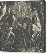 The Ploughman Acrylic Print
