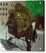 The Poor Man's Burden Acrylic Print