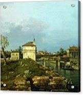 The Porta Portello, Padua Acrylic Print
