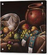 The Potter's Harvest Acrylic Print