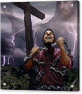 The Power Of Christ Acrylic Print