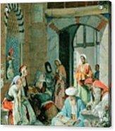 The Prayer Of The Faithful Acrylic Print