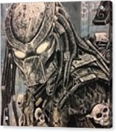 The Predator Acrylic Print