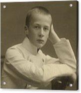 The Prince Oleg Konstantinovich  Acrylic Print