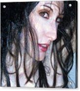 The Promise -self Portrait Acrylic Print