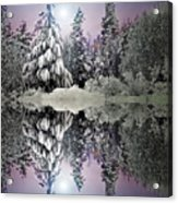 The Promises That Winter Brings Acrylic Print