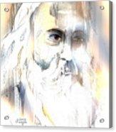 The Prophet Acrylic Print