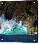 The Pulse Of Cabo San Lucas Acrylic Print
