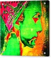 The Queen Acrylic Print