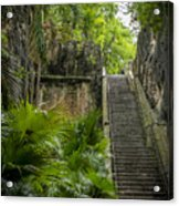 The Queen's Staircase #1 Acrylic Print