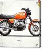 The R100 1976 Acrylic Print