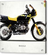 The R100gs 1991 Acrylic Print
