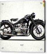 The R12 1935 Acrylic Print