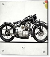 The R2 1931 Acrylic Print