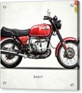 The R60 1978 Acrylic Print