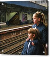 The Railway Children Acrylic Print