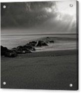 The Rain Acrylic Print