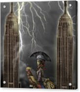 The Rainmaker Acrylic Print
