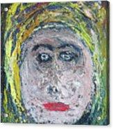 The Rajah's Grand-daughter Acrylic Print