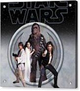 The Rebels Phone Case Acrylic Print