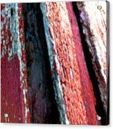 The Red Barn 2 Acrylic Print