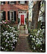 The Red Door - 2 Acrylic Print