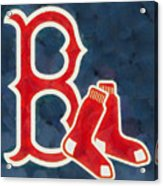 The Red Sox Acrylic Print
