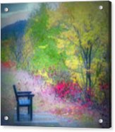 The Resting Place Acrylic Print