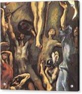 The Resurrection 1600 Acrylic Print