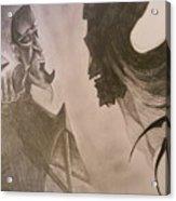 The Resurrection Stone Acrylic Print by Lisa Leeman