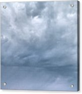 The Rising Storm Acrylic Print