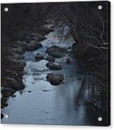 The Rivers Keep Secrets Acrylic Print