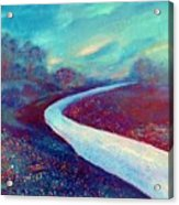 The Road - New Beginnings Acrylic Print