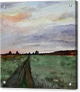The Road Home Acrylic Print