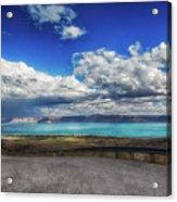 The Road To Bear Lake Acrylic Print