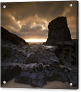 The Rocks Acrylic Print