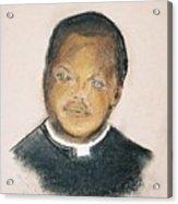 The Roman Catholic Priest From Zanzibar  Acrylic Print
