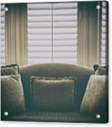 The Room Unused Acrylic Print