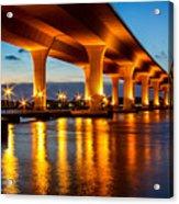 The Roosevelt Bridge Acrylic Print