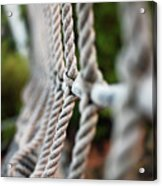 The Rope's Acrylic Print