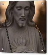 The Rosary Acrylic Print