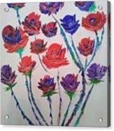 The Rose Series Acrylic Print