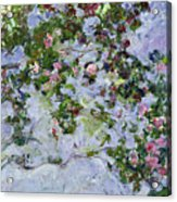 The Roses Acrylic Print