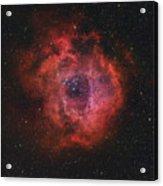 The Rosette Nebula Acrylic Print