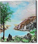 The Rowan Tree Acrylic Print
