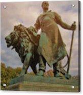 The Royal Collection Acrylic Print