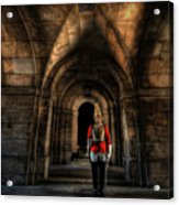 The Royal Horse Guard   Acrylic Print