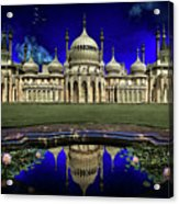 The Royal Pavilion At Sunrise Acrylic Print