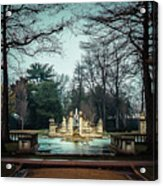 The Ruins Acrylic Print